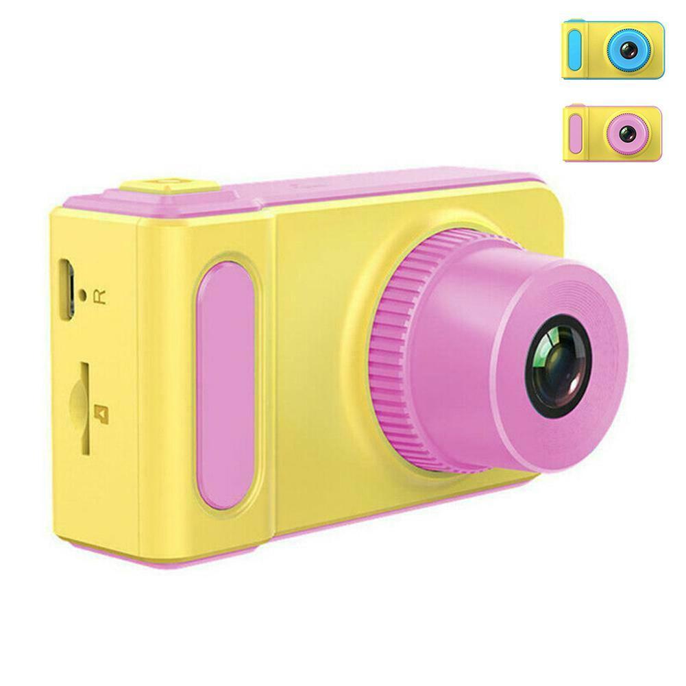 Mini Screen Digital Camera Anti-Shake Face Detection Camcorder Blank Point And Shoot Camera Digital Portable Cute Toys
