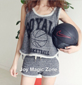 yomrzl new arrival summer cotton women's pajama set gray sleep set plus size sleepwear indoor clothes L582