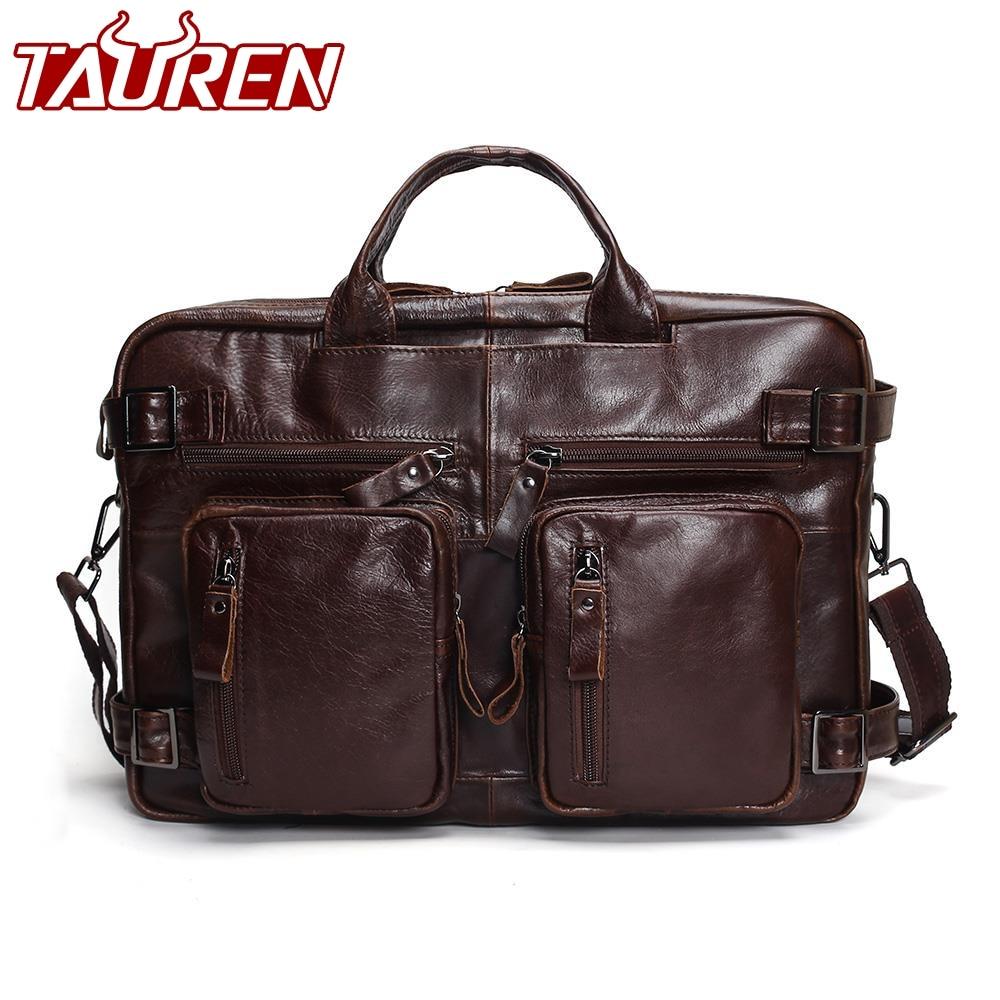 Таурены из натуральной кожи Для мужчин сумка сумочка Винтаж коровьей Crossbody сумка Бизнес Повседневное Для мужчин сумка