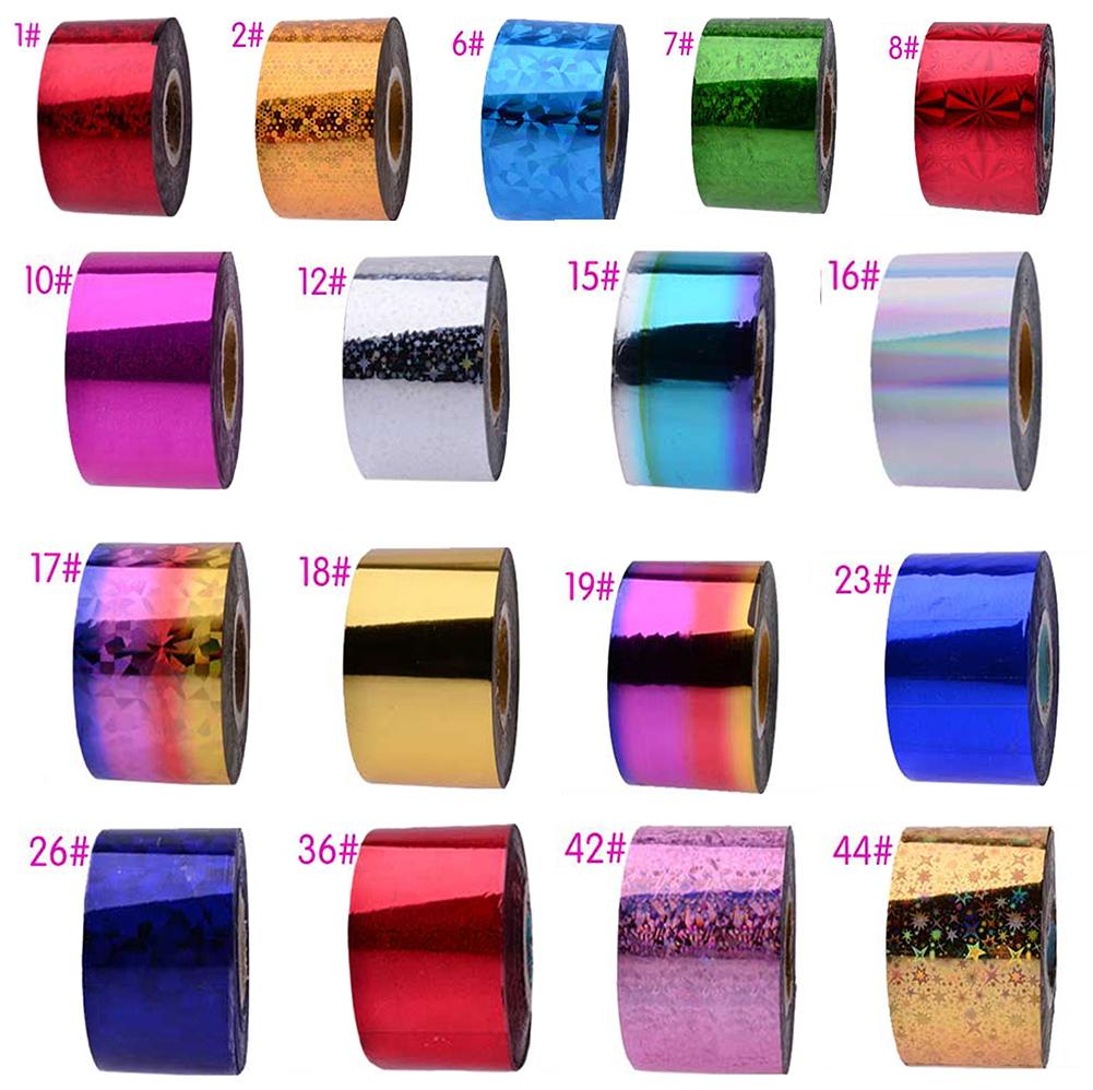 Bling Nail Foils Sticker UV Gel Polish Nail Art Transfer Foil Stickers Decal Beauty Craft Full Cover DIY Nail Decorations Tools 12x sexy colorful full cover nail art polish sticker metal adhesive foils patch diy beauty nail art tools y stzj 18