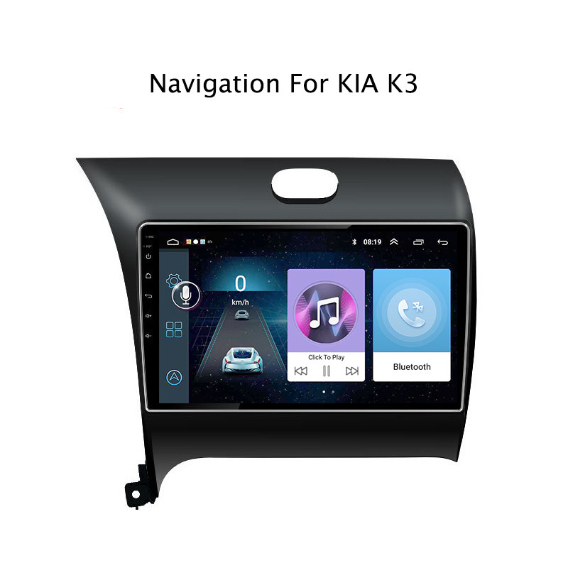 9 zoll Android 9.0 Auto Radio GPS Navigation Multimedia Stereo DVD Player für <font><b>Kia</b></font> <font><b>K3</b></font> <font><b>2013</b></font> <font><b>2014</b></font> 2015 image