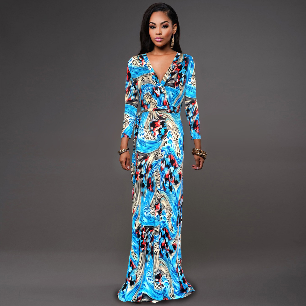Robe Africaine: 2017 Robe Africaine Africa Bazin Riche African Dresses Top