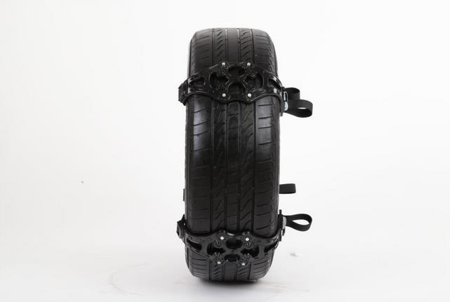 Spikes For Tire Plastic Snow Chains Snow Chains For Car Wheels Winter Mud Tires Protection Chain Automobiles Roadway Safety Travel & Roadway Product Snow Chains
