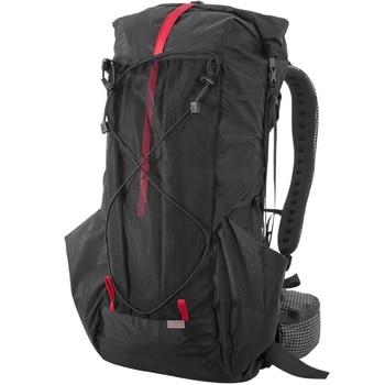 3F UL 35L-45L Ultralight Backpack Frameless Packs XPAC & UHMWPE 3F UL GEAR 1
