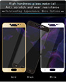 Imak 2.5D Full Cover Screen Protector for Samsung Galaxy C9 Pro C9000 Anti-Explosion Tempered Glass Film for Samsung C9Pro
