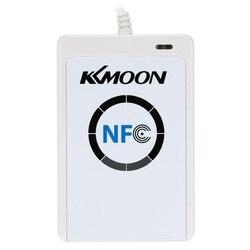 KKmoon ACR122u NFC lecteur écrivain 13.56 Mhz RFID copieur duplicateur sans contact lecteur intelligent écrivain/USB + 5 pièces UID carte + SDK