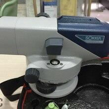 SOKKIA уровень B20 инструмент для съемки уровень автоматический прицел Уровень 32X Увеличение