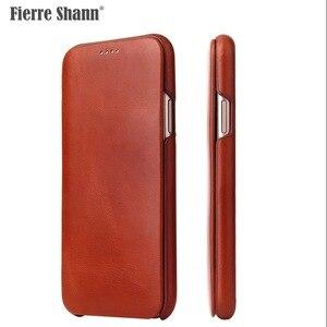 Image 4 - Custodia Flip in pelle di lusso per iphone 12 mini 11 pro x xs max xr 6 6s 7 8 plus Se 2020 Apple Phone coque Cover accessori shell