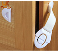 Monkids 3PC/Bag Children Protect Lock Durable Infant Protect Lock Drawer Cabinet Door Safety Lock Extended Ribbon