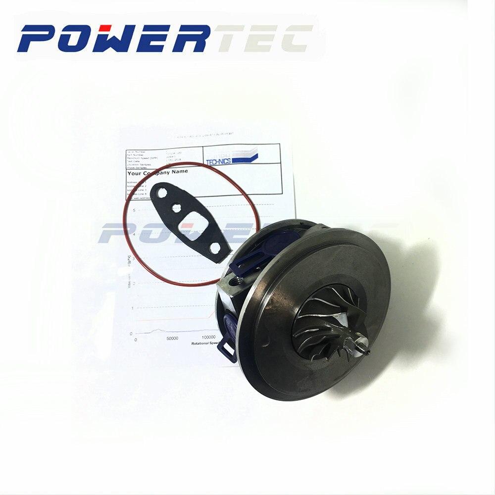 501cf9885 New CHRA Garrett GT1238S turbo cartridge core 727238 for Smart-MCC Brabus  Roadster 0.7L M160-1 3Zyl. 60Kw 82HP A1600961099