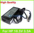 18.5 V 3.5A 65 W AC power adapter para HP Compaq Business Notebook 2210b 2230 2400 2510 p 2710 p 4200 6500b b carregador