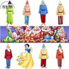 Movie Anime Snow White And Seven Dwarfs Costume Cosplay Custom Made Carnival Halloween Party Cosplay Costume
