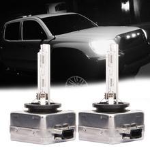 2 Шт Автомобильные яркие фары 12 V 6000 K Белый Ксенон D2S/D1S/D3S/D4S HID лампа