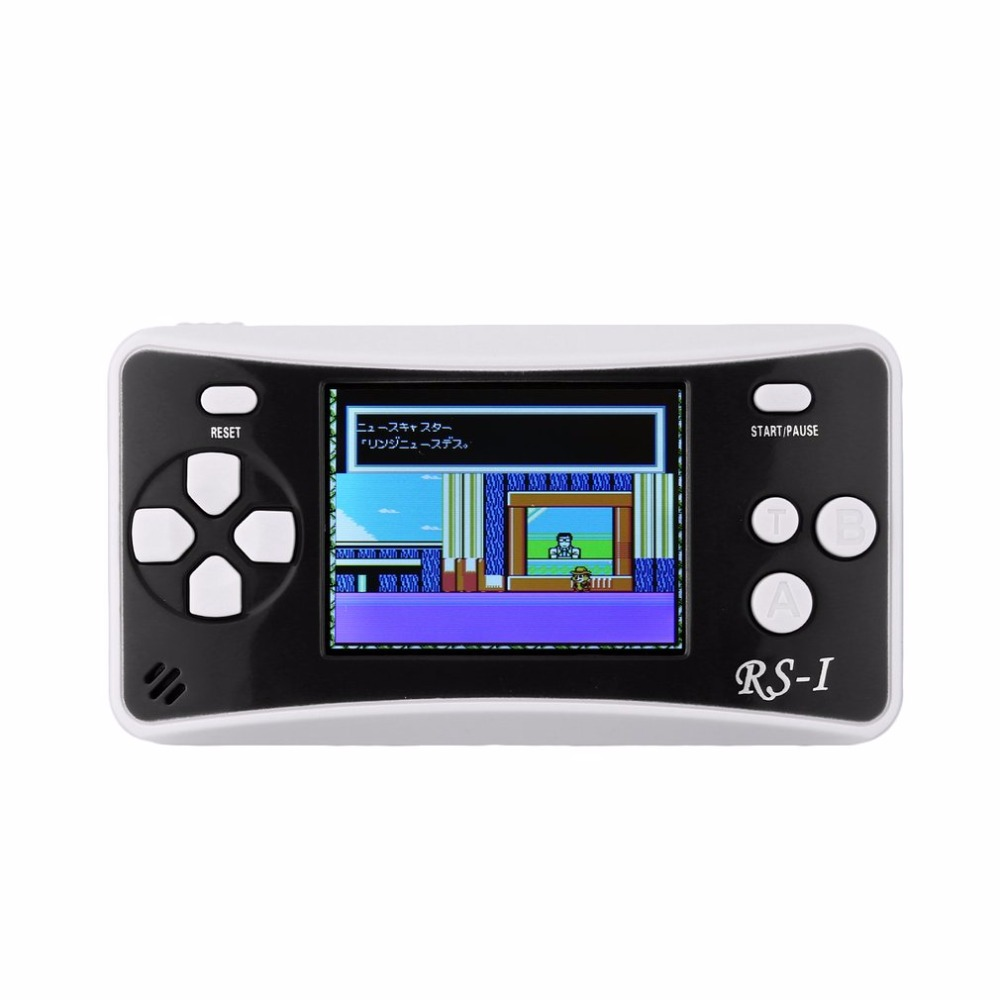 "Arcade Classics Handheld Games Consoles Portable 2.5"" LCD 8-Bit 152 in 1 Retro Mini Electronics Novelty Games for Children Gifts"