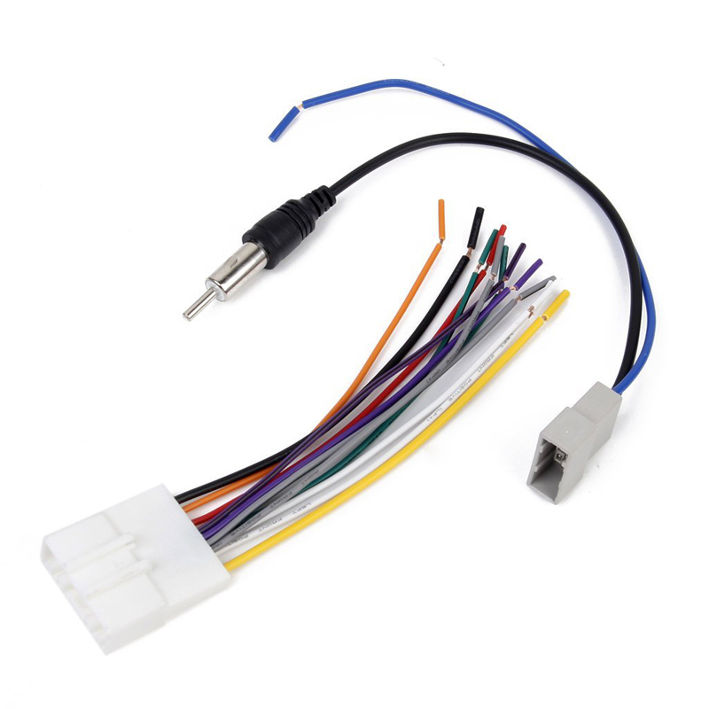 Nissan Radio Wiring Harness Adapter : Popular nissan stereo harness buy cheap