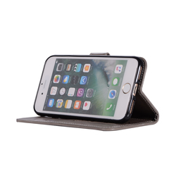 """for iPhone 8 Case iPhone 7 Cover Flip Leather Wallet Phone Bags for Apple iPhone 7 8 Magnetic Flip Card Slot Stand Cases  4.7"""" 5"""