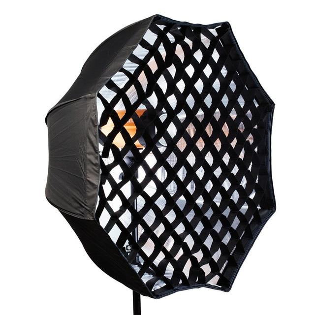 120cm Portable Octagon Flash Softbox Umbrella Brolly Reflector for Studio Photo Flash Speedlight light Speedlite