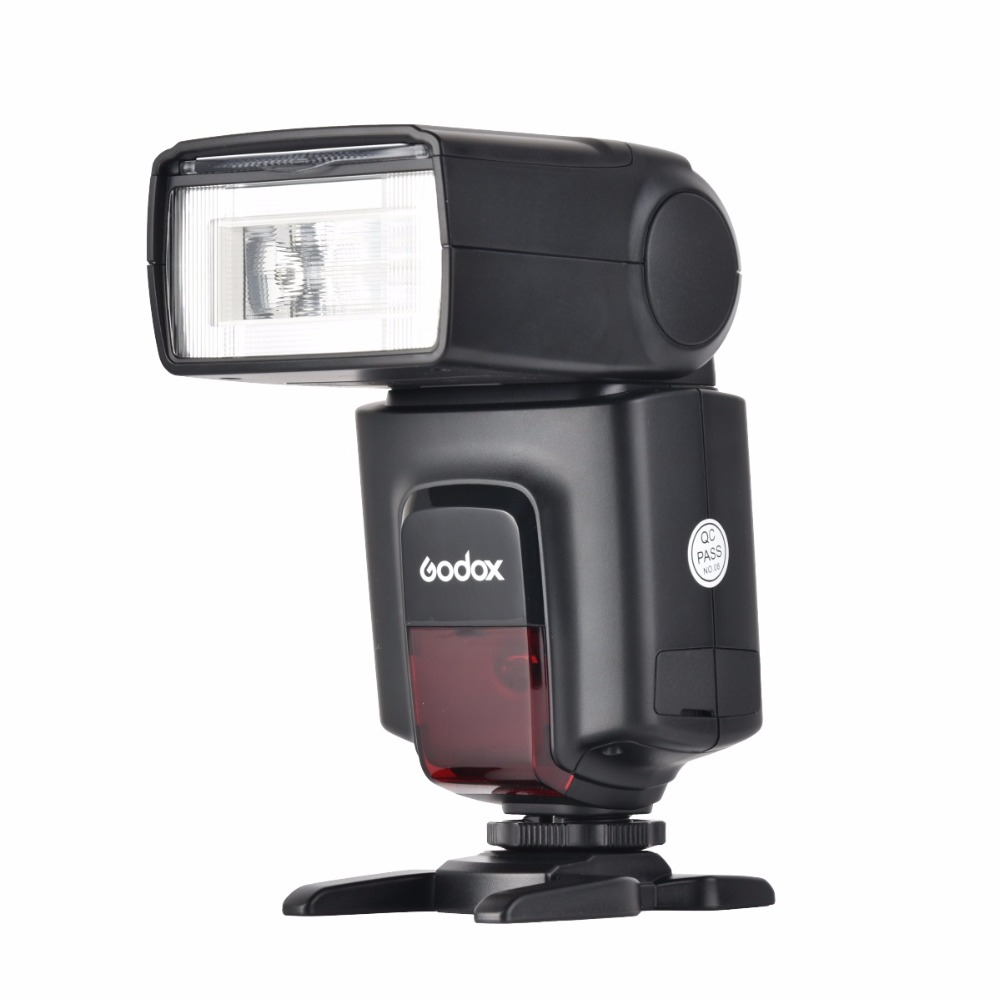 GODOX TT560II GN38 Flash Speedlite 2.4G 433MHz for Canon Nikon Pentax Olympus DSLR Camera and Other SLR Cameras with Standard Shoe TT560II