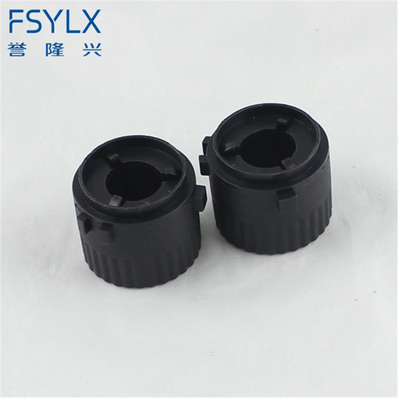 FSYLX 2pcs H7 HID Xenon Bulb Adapter Holder For Germany Vehicles VW GOLF 6 H7 Hid Xenon Lamp Adapter For Volkswagen Golf MK6