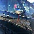 Автомобильный чехол WELKINRY для NISSAN SERENA C27 2016 2017 2018 2019 2020 ABS хромированное боковое крыло заднего вида отделка зеркала дверцы