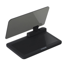 Simple Universal Car GPS Navigation Bracket HUD Head Up Display For Smart Phone Car Mount Stand Phone Holder Safe