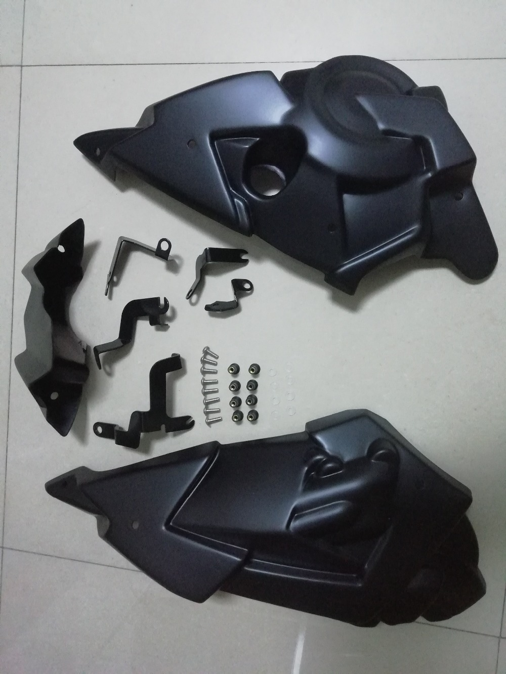 Bellypan Belly Pan Engine Spoiler Fairing ABS Body Frame Kit for Yamaha FZ 07 MT 07 FZ07 MT07 FZ MT 07 2014 2015 2016 2017 2018 in Covers Ornamental Mouldings from Automobiles Motorcycles