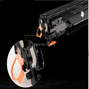 Image 4 - 283A 283 83A  CF283A BLACK compatible toner cartridge for HP Laserjet M127FN M126FN M125nw Printer