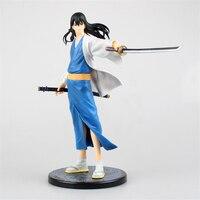 Anime Gintama Bạc Hồn GEM Katsura Kotarou Action Figures PVC Sưu Tập Mô Hình Đồ Chơi Trẻ Em Doll 21 cm