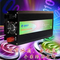 1000W Pure Sine Wave Inverter 12V To 220V Home Solar Energy Can Be With The Refrigerator