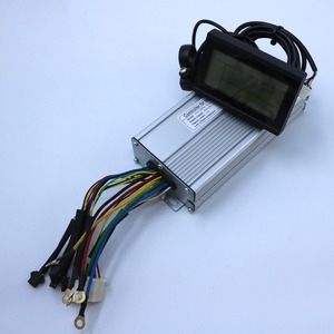 Image 3 - 800W 1000W 35Amax 48V Brushless DC מנוע בקר Ebike בקר + KT LCD3 תצוגת אחת סט