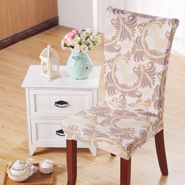 housse de mesa extensible coprisedie funda silla comedor capa