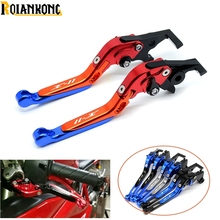 For honda X-11 1999 2000 2001 2002 With logo Motorcycle accessories folding extendable brake clutch levers
