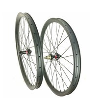 Factory Direct Sale 40mm *30mm Downhill Carbon MTB Wheelset For Downhill And All Mountain Using Carbon Wheels