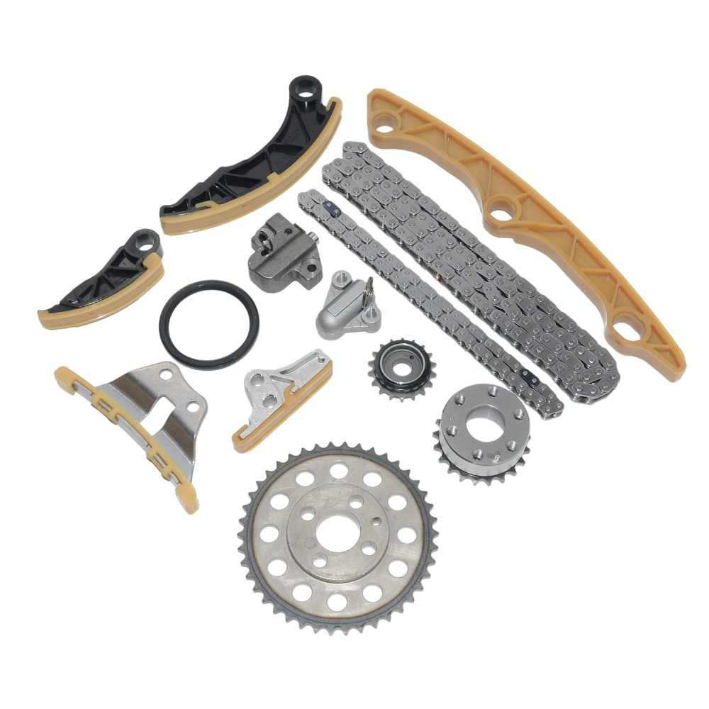 Detail Feedback Questions About New Timing Oil Pump Chain Tensioner Belt Guide Kit For Mazda 3 6 Cx7 22 Diesel Mzr
