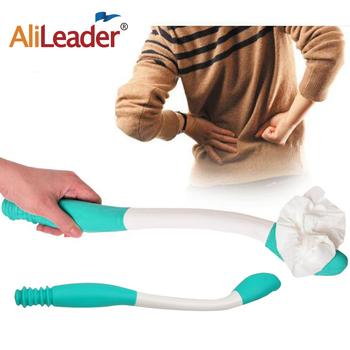 Dolny kumpel pomoc w toalecie do pomocy w ruchu wycieraczka o długim zasięgu wydłuża zasięg ponad 15 #8222 papieru toaletowego lub wstępnie zwilżonego tanie i dobre opinie AliLeader Wipe stick