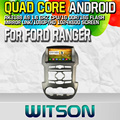 WITSON S160 Quad-Core Android 4.4 Dvd-плеер АВТОМОБИЛЯ для FORD RANGER Capctive Экран GPS Navi Стерео Bluetooth зеркало ссылка
