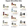 Frete grátis microfiltro para vendas por atacado de alta qualidade de injeção de combustível injector de combustível filtro com tipo diferente para auto peças