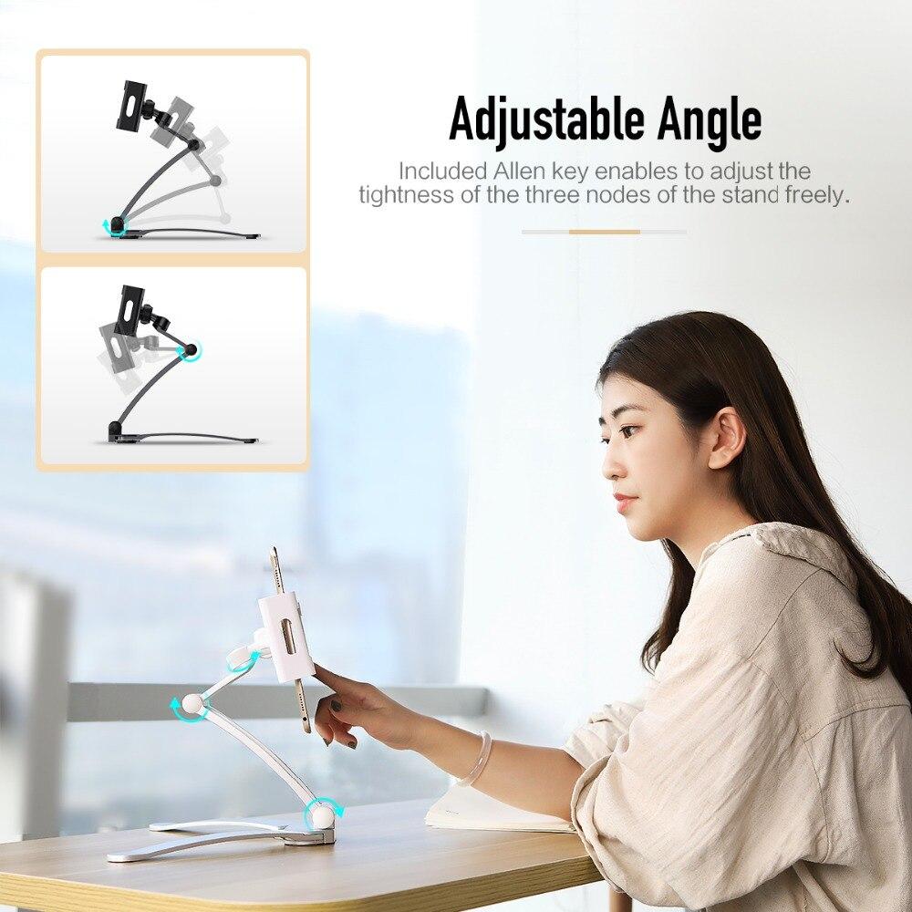 Rock 360 Universal Adjustable Desktop Phone Stand 11