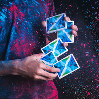 1 DECK Art Of Cardistry Poker Magic Tricks Playing Cards Magic Props 4colors New Sealed Paper