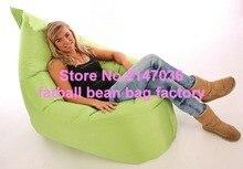 Современный крытый и открытый взрослых кресло мешок фасоли, ПАРА В Любом Месте любовь мешок-Бесплатная доставка