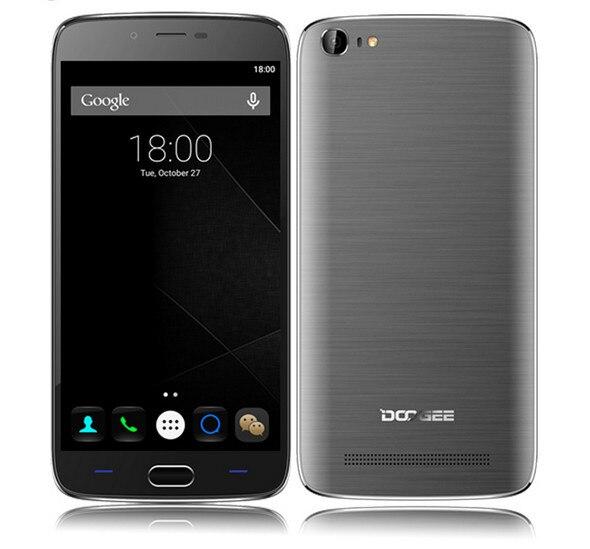 Original DOOGEE Y200 5.5inch HD 2GB RAM+32GB ROM 4G LTE 3000mAh Android 5.1 MTK6735 Quad Core Smartphone