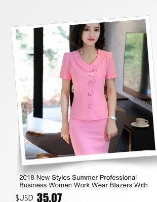 b272a1e116115 الرسمي موحدة نمط الحلل ملابس 2015 الصيف المهنية الأعمال العمل الدعاوى مع  سترة و تنورة السيدات طاقم للمكتب