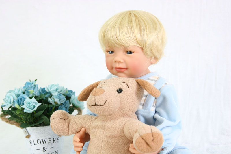 55 см всего тела силиконовые возрождается для маленьких мальчиков куклы для девочек 22-дюймовый винил новорожденных подарок на день рождения...