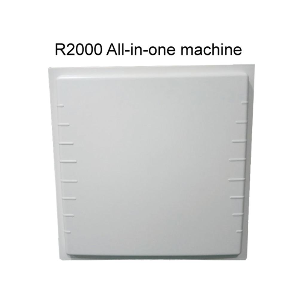 R2000 Tout-en-un lecteur RFID UHF 915 MHz longue distance lecteur de cartes