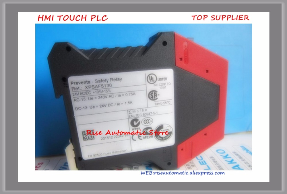 New original Telemecanique safety relay XPSAF5130 1 year warranty XPA-AF XPSAF5130 in box