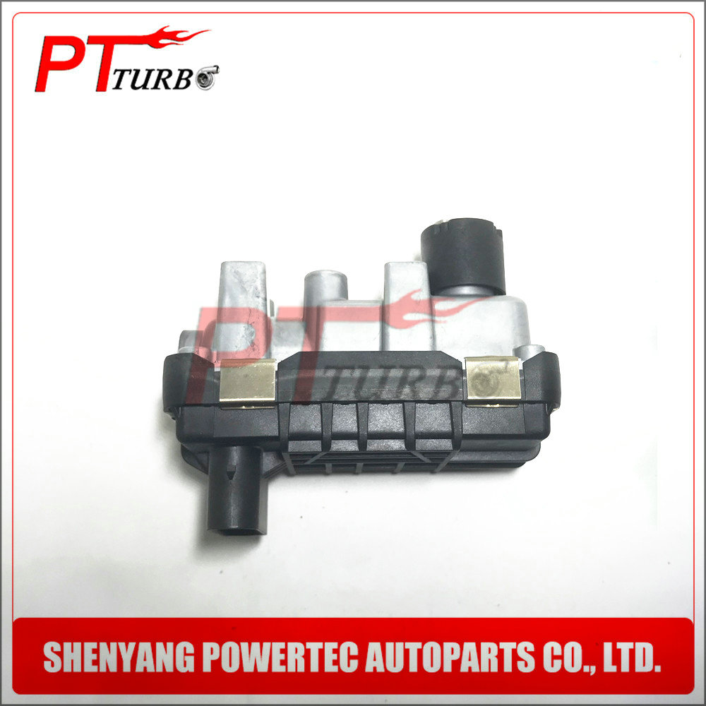 G025 For Land-Rover Discovery TDV6 211HP V6 EURO V 778400 6NW009550 G25 Turbolader Electronic Actuator Turbocharger AX2Q6K682CA