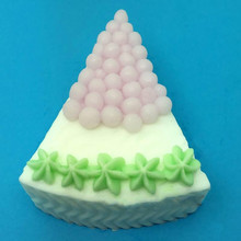 dessert silicone soap mould cake molding tool handmade making  mold