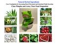 Натуральные Растительные Ингредиенты Вылечить Запор, Увеличения Дефекации и Кишечной Секреции Жидкости, ясно, Прыщ и Акне