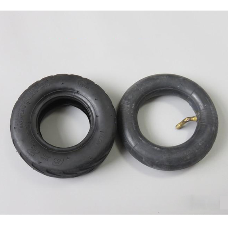 Tire with Inner Tube 6x2 fits Electric Scooter fo Modified Wheel