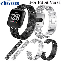 floral printed strap for fitbit versa band silicone flower bracelet fitbit versa replacement bands bracelet wristband watchbands Sport Bands for Fitbit versa Metal Strap Wristband Wearable Wrist Bracelet Watchband for Fitbit versa bracelet watchstrap bands